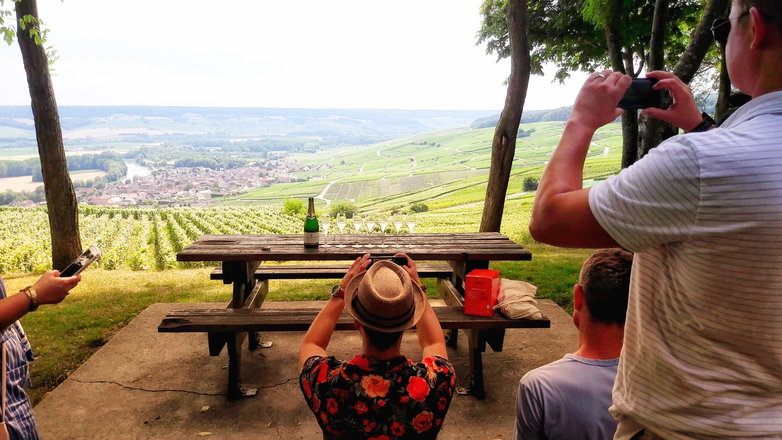 Guided Champagne Day Tour